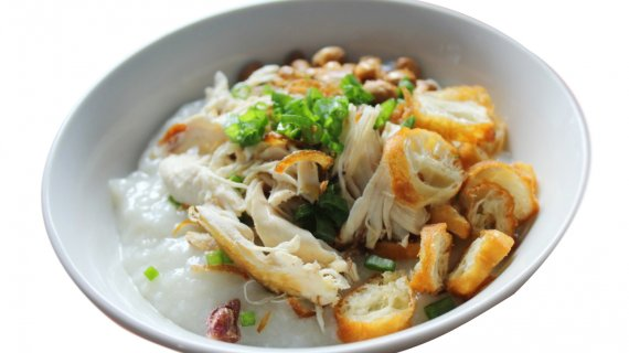 Sarapan Pagi Dengan Bubur Ayam, Selain Enak Juga Menyehatkan Di Medan