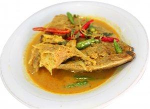 Gulai Kepala Ikan Kakap Kuliner Enak di Medan