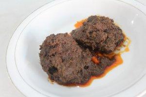 Rendang Daging Enak dan Halal di Medan