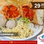 Sensasi Merasakan Bakso Meletup, Bakso Kekinian di Kota Medan