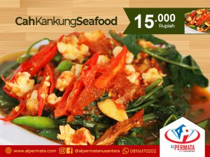 cah kangkung seafood medan