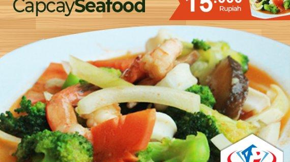 Capcay Seafood Khas Medan Enak Dan Menyehatkan