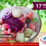 Rasakan Kesegaran  Fruit Soupnya Yang Enak Di Kota Medan