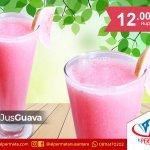 Tenangkan Pikiran dengan minum Jus Guava yang enak di Medan