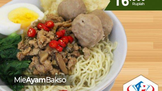 Cobain Deh Mie Ayam Bakso Medan! Sajian Lezatnya Gak Bisa Nahan