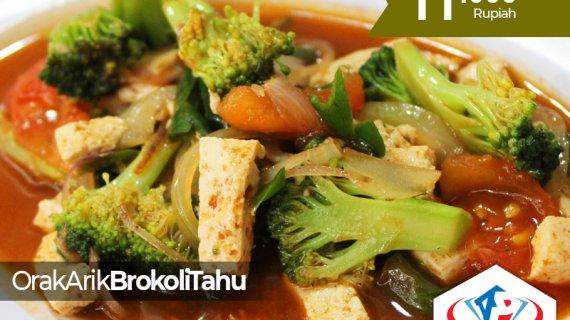 Yuk Makan Orak-Arik Brokoli Khas Medan Nikmatnya Menyehatkan