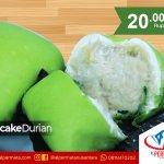 Sensasi Rasa Pancake Durian Medan,  Lezatnya Serasa Makan Buah Aslinya