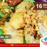 Pecel Lele Spesial Sambal Mantul Mantap Abizz Di Medan