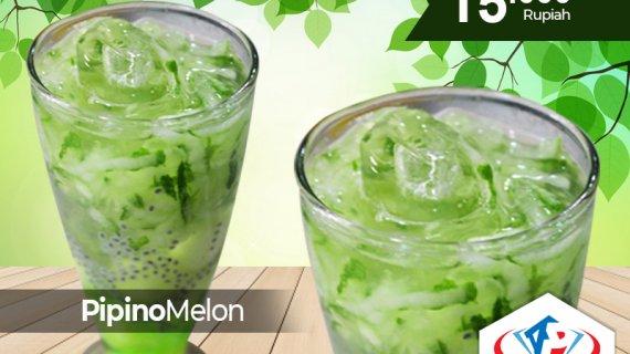 Sensasi Pepino Melon Dengan Kesegaran Yang Memancar Di Wajahmu Dapatkan Hanya Di Medan