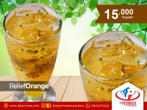 relief orange medan