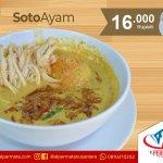 Makan Soto Ayam Terenak Hanya Di Medan