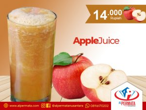 apple juice medan