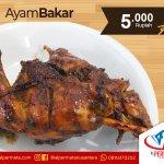 Siap Menggoyang Lidah Kamu Dengan Ayam Bakar Medan