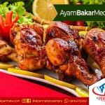 4 Tempat Makan Ayam Bakar enak di Medan