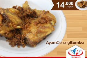 Nikmatnya Ayam Goreng Bumbu, Enaknya Nendang Terus Hanya Di Medan