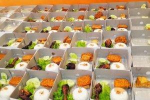 menghindari kekecewaan! 4 cara memilih nasi kotak yang baik