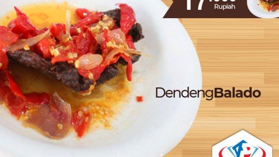 Dendeng Balado Kuliner Nusantara yang Enak di Medan