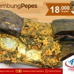 Yuk Temukan Ikan Kembung Pepes Enak Di Medan