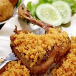 Mengguga Selera Ayam Kremes Yang Enak Di Medan, Renyah Kremesnya Makin Maknyoos