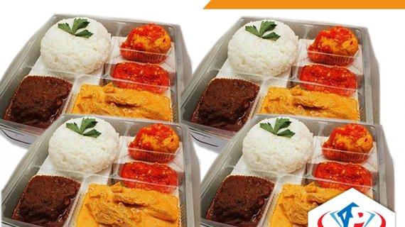 Rekomendasi Menu Nasi Kotak Untuk Makan Siang Di Medan