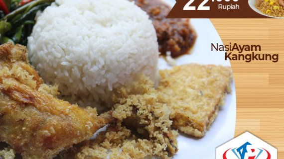 Kesederhanaan yang nikmat dari Nasi Ayam Kangkung enak di Medan