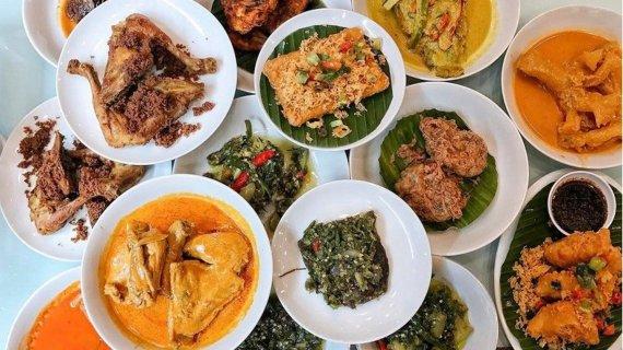 8 Masakan Padang Yang Di Minati Banyak Orang.