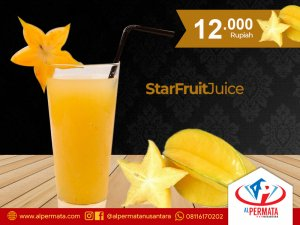 star fruit juice medan