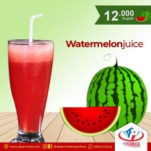 water melon jus medan