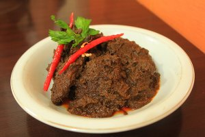 Rendang Daging Medan