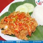Ayam Geprek Merah