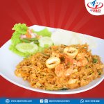 Ifu Mie Goreng Seafood