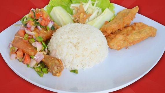 Nasi Ayam Petir