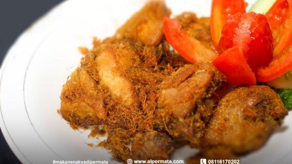 Ayam Goreng Ungkep,Cita Rasa Terpopuler Sepanjang Masa.