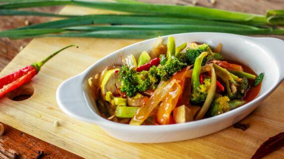 Beberapa Manfaat Tersembunyi Dari Mengkonsumsi Sayur