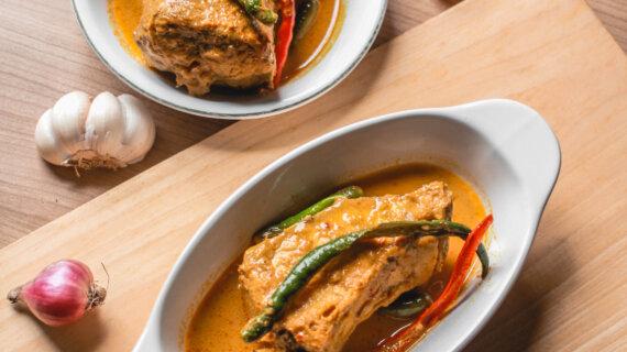 Kembalikan Semangat Aktifitasmu,Makan Siang Dengan Menu Kakap Gulai Ter-enak Di Medan.