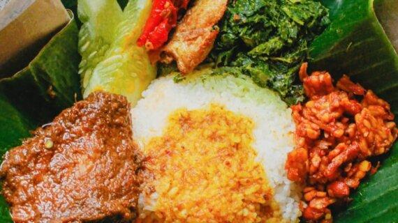 Mencari Lauk Makan Sederhana Yang Enak Banget