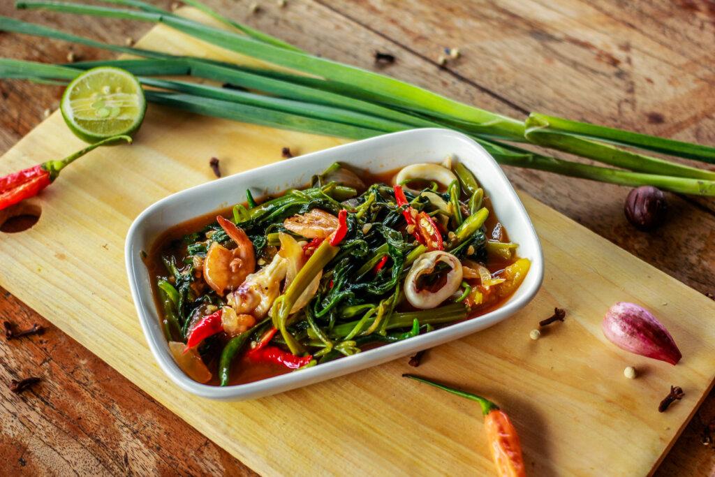Cah Kangkung Makanan Terfavorit Di Nusantara