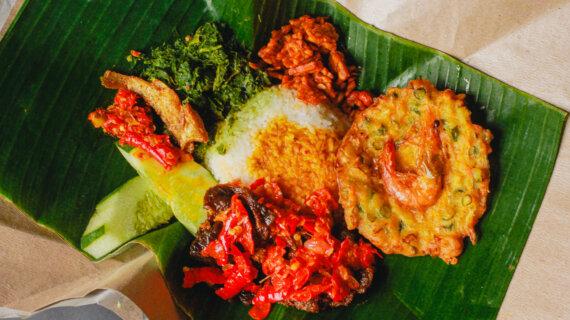 Kerap Menjadi Pelengkap Nasi Padang,Berikut Manfaat Daun Ubi