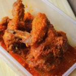 Ayam Balado Nikmatnya Pas