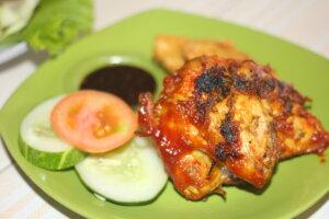 Ayam Bakar Alpermata Wow Banget