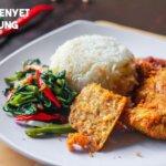 Nasi Ayam Kangkung Nikmatnya Nggak Tanggung