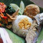 Nasi Kembung Goreng,Sajian Paling Mantap
